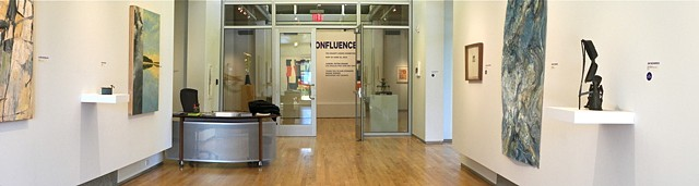 Installation View- Confluence