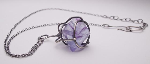 Cubic Habit, necklace