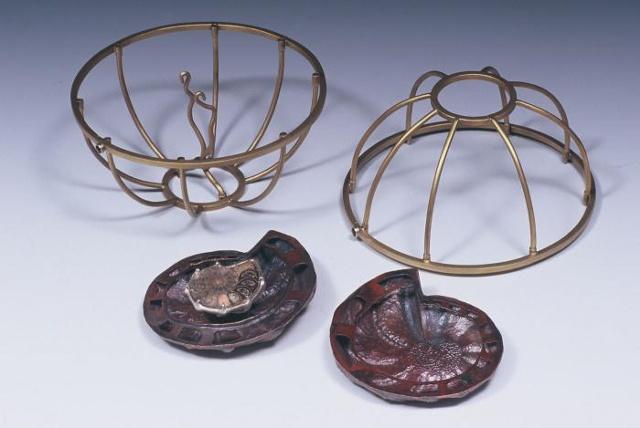 Ammonite Locked Away