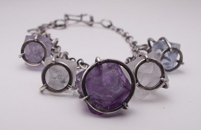 Cubic Habit, bracelet