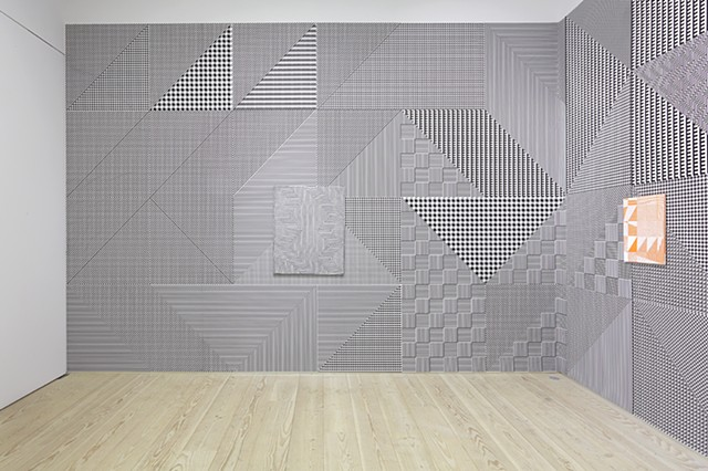Number Cruncher, Longhouse Projects, NY, NY, 2014