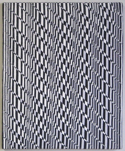 Untitled (Ox-bow zigzag)