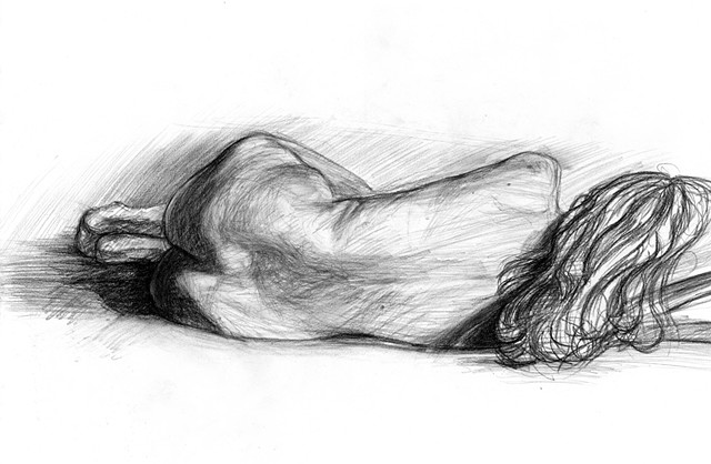 Untitled Life Drawing 1