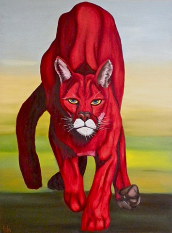 POWER ANIMAL ART, MYTH, SURREALISM, NATURE