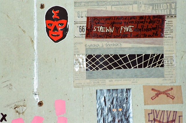 ESP Gallery, STUCK, Mission School, San Francisco artists, Matthew Pawlowski, curator