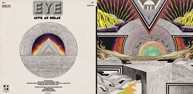 Eye: Live At Relay