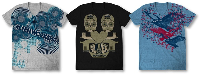 Alien Workshop T-Shirts
