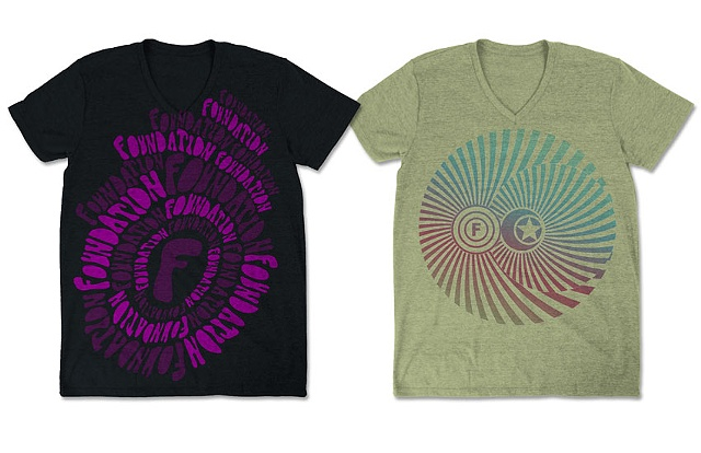 Foundation Skateboards T-Shirts