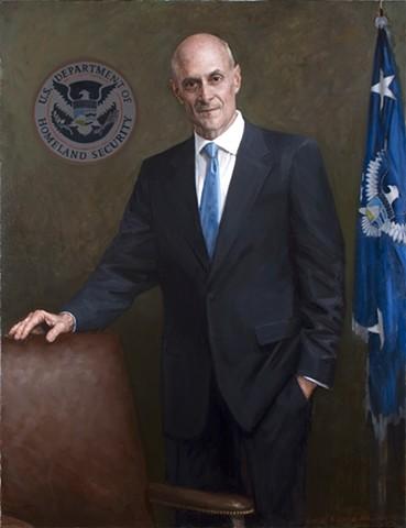 The Honorable Michael Chertoff U.S. Secretary Departmen of Homeland Security