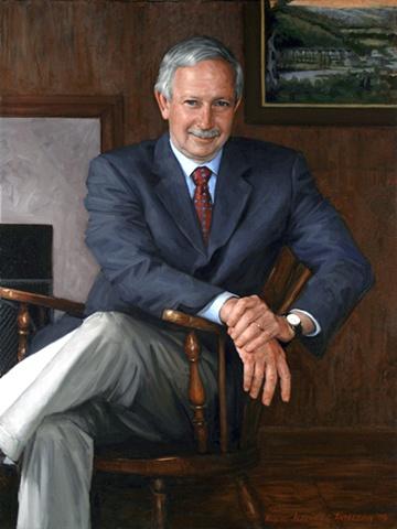 Dean Richard H. Brodhead