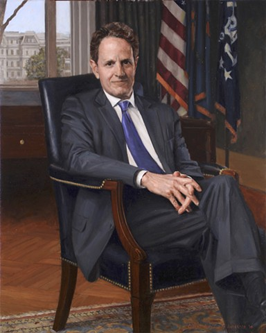 Timothy F. Geithner Former Secretary, Department of the Treasury  Washington, DC