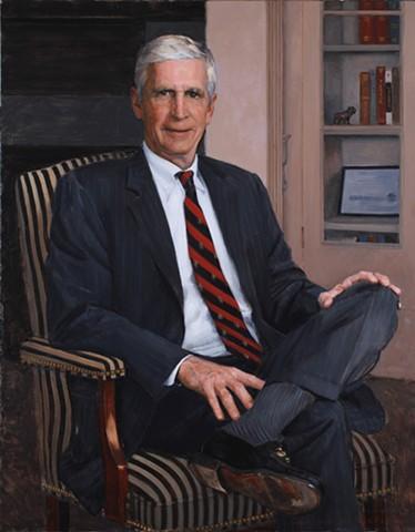 R. Michael Buckley, MD Former Executive Director Pennsylvania Hospital