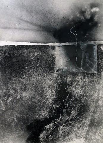Foxhole study #2 for Rabbit Edgerton 1944
