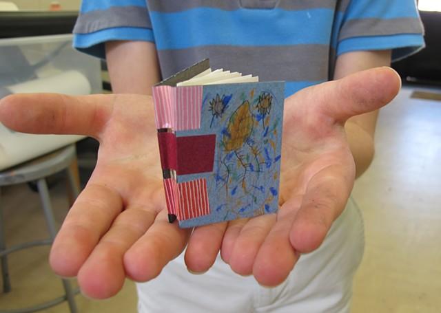 Miniature Book Class 3