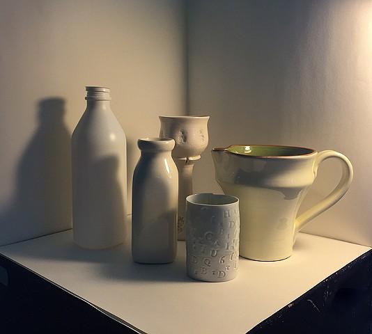 Photo of Still Life for Morandi Etching