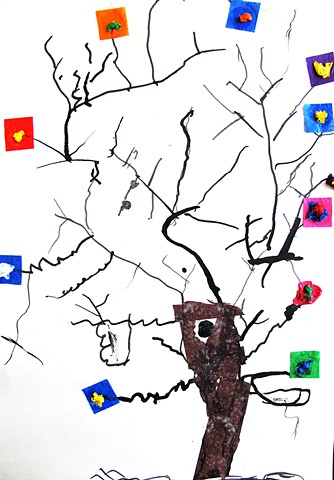 Tree #1 by Class One