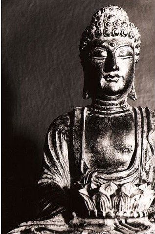 Buddha Photo II: College level student