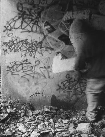 Nashville Graffiti  Photo I: College Level Student