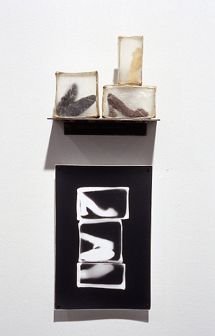 Shoes for Salcedo (Installation view)
