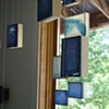 Small hanging retablos - VT Studio Center detail Summer Residency 2006