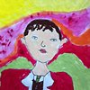 Portrait in the style of Modigliani #1 by Class Two