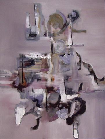 Gray Abstract #1