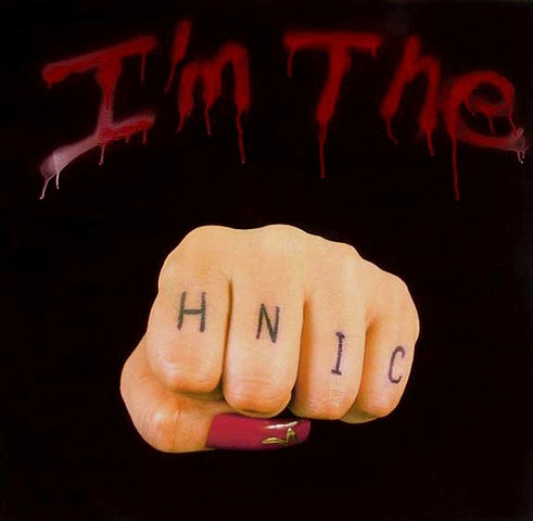 I'm the H.N.I.C.