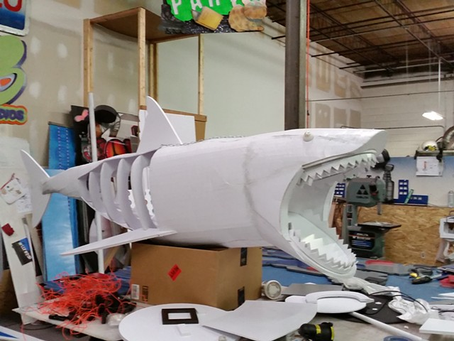 Shark - In Progress