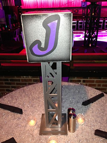 J-Bash Smaller Centerpiece