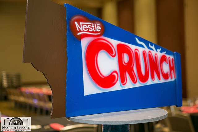 Crunch Centerpiece