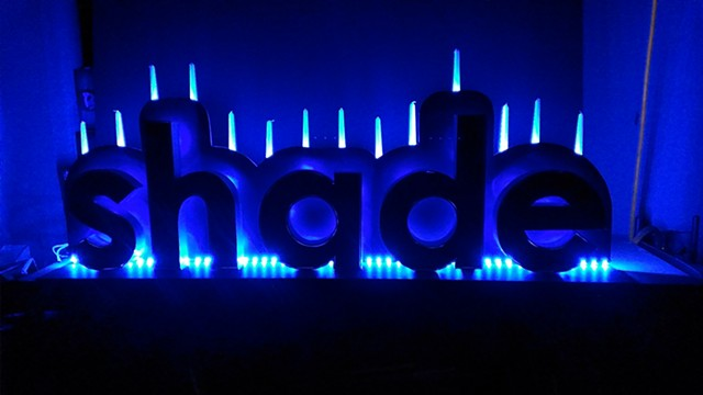 Shade Candle Lighting Piece