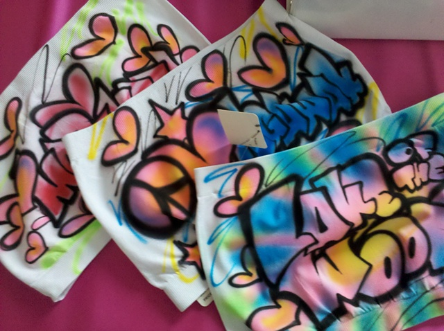 Airbrushed for Camps