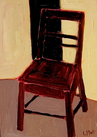 brown chair 2