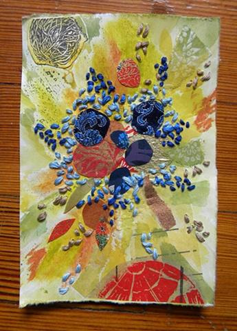 Lichen study #15