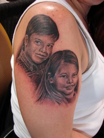 Mike and Lori's Kids