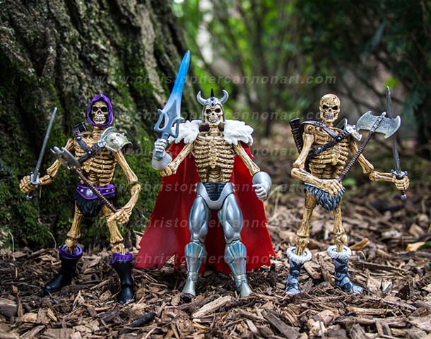 """Skeleton Warrior Army"""