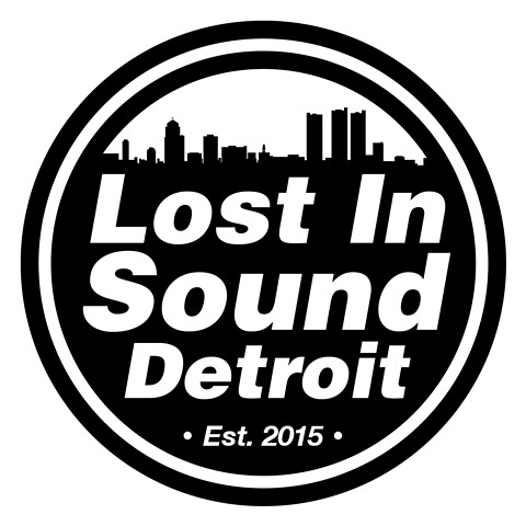 """Lost In Sound"" Logo"