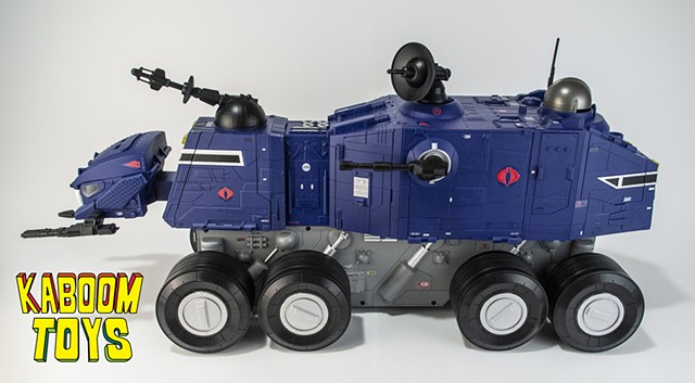 COBRA - Mobile Assault Rover Fortress