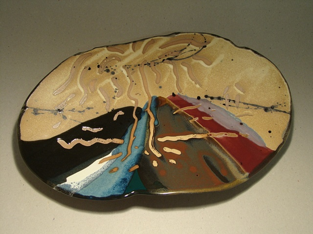 Mod Platter on 3 feet Fall 2009 - New Series