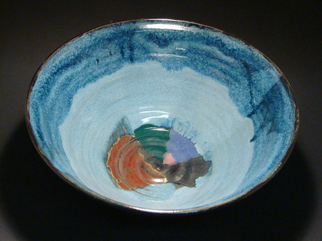 Bowl Stoneware Clay