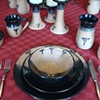 Dinnerware Place Setting