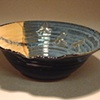 Dragon Fly Serving Bowl