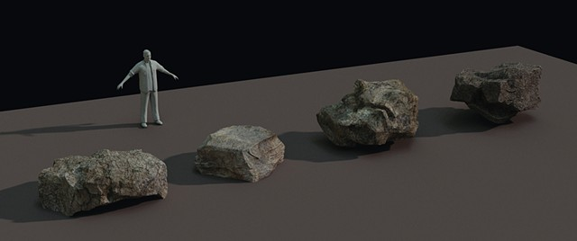 Basic 3d Rock Library
