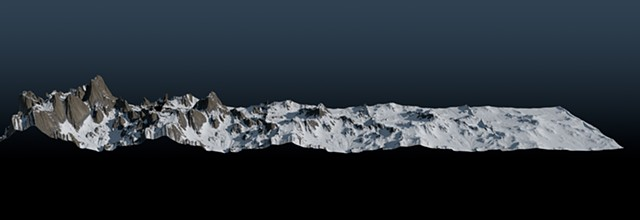 Mountain Shader