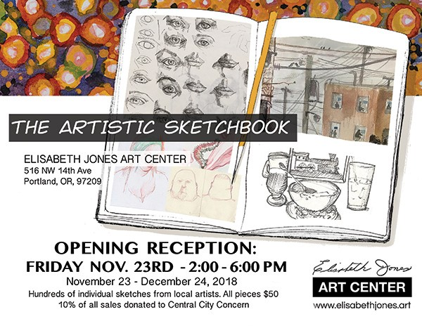 The Artistic Sketchbook