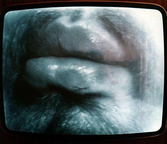 Lip Smear (from Body Works 1969-1974)  Denis Masi