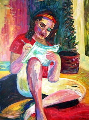 Lauren Reading