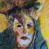 Woman in Silk