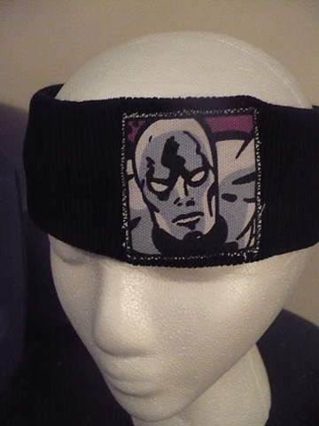 Our new collection of ear warmers (Silver Surfer)