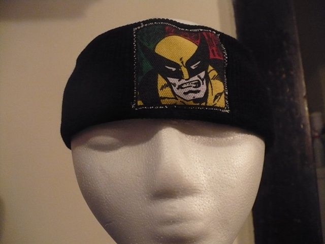 Wolverine ear warmer